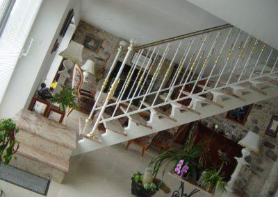 Escaliers interieur 1 - Escaliers & Mains-courantes