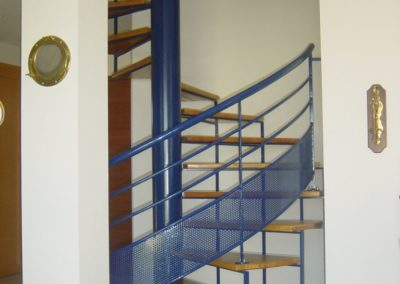 Escaliers interieur 2 - Escaliers & Mains-courantes