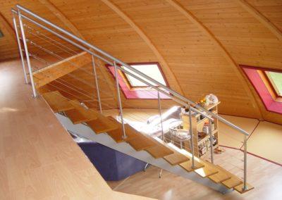 Escaliers interieur 5 - Escaliers & Mains-courantes