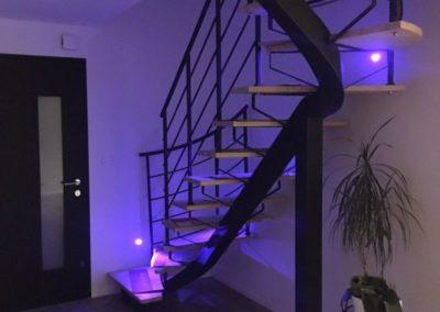 Escaliers interieur 6 - Escaliers & Mains-courantes