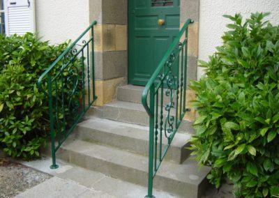 Main courante 5 - Escaliers & Mains-courantes